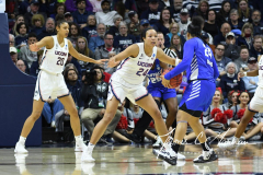 NCAA Women's Basketball Championship Second Round - #2 UConn 84 vs. #10 Buffalo 72 (80)