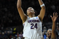 NCAA Women's Basketball Championship Second Round - #2 UConn 84 vs. #10 Buffalo 72 (83)