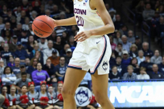 NCAA Women's Basketball Championship Second Round - #2 UConn 84 vs. #10 Buffalo 72 (85)