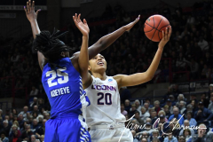 NCAA Women's Basketball Championship Second Round - #2 UConn 84 vs. #10 Buffalo 72 (87)