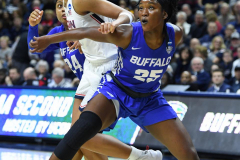 NCAA Women's Basketball Championship Second Round - #2 UConn 84 vs. #10 Buffalo 72 (89)