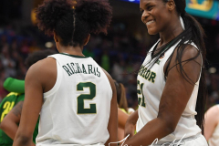 NCAA Women's Basketball FInal Four National Semi-Finals - Baylor 72 vs Oregon 67 (101)