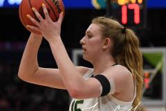NCAA Women's Basketball FInal Four National Semi-Finals - Baylor 72 vs Oregon 67 (102)