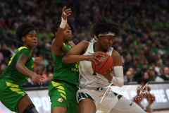 NCAA Women's Basketball FInal Four National Semi-Finals - Baylor 72 vs Oregon 67 (103)