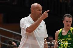 NCAA Women's Basketball FInal Four National Semi-Finals - Baylor 72 vs Oregon 67 (106)