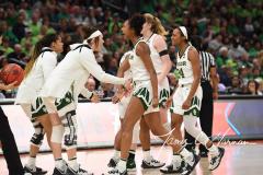NCAA Women's Basketball FInal Four National Semi-Finals - Baylor 72 vs Oregon 67 (111)