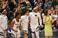 NCAA Women's Basketball FInal Four National Semi-Finals - Baylor 72 vs Oregon 67 (112)