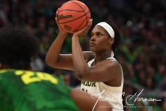 NCAA Women's Basketball FInal Four National Semi-Finals - Baylor 72 vs Oregon 67 (114)