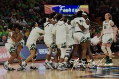 NCAA Women's Basketball FInal Four National Semi-Finals - Baylor 72 vs Oregon 67 (116)