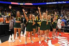 NCAA Women's Basketball FInal Four National Semi-Finals - Baylor 72 vs Oregon 67 (118)