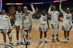 NCAA Women's Basketball FInal Four National Semi-Finals - Baylor 72 vs Oregon 67 (119)
