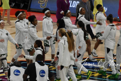 NCAA Women's Basketball FInal Four National Semi-Finals - Baylor 72 vs Oregon 67 (12)
