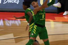 NCAA Women's Basketball FInal Four National Semi-Finals - Baylor 72 vs Oregon 67 (19)