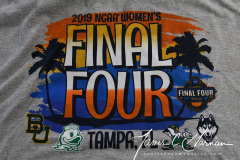 NCAA Women's Basketball FInal Four National Semi-Finals - Baylor 72 vs Oregon 67 (3)