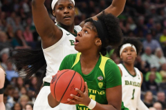 NCAA Women's Basketball FInal Four National Semi-Finals - Baylor 72 vs Oregon 67 (34)