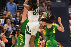 NCAA Women's Basketball FInal Four National Semi-Finals - Baylor 72 vs Oregon 67 (36)