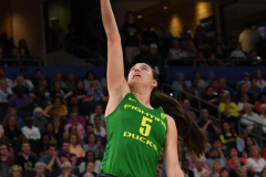 NCAA Women's Basketball FInal Four National Semi-Finals - Baylor 72 vs Oregon 67 (43)