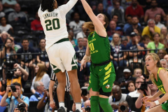 NCAA Women's Basketball FInal Four National Semi-Finals - Baylor 72 vs Oregon 67 (46)