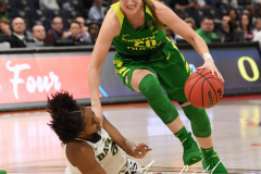 NCAA Women's Basketball FInal Four National Semi-Finals - Baylor 72 vs Oregon 67 (47)