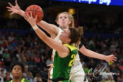 NCAA Women's Basketball FInal Four National Semi-Finals - Baylor 72 vs Oregon 67 (49)