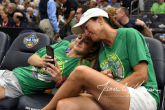 NCAA Women's Basketball FInal Four National Semi-Finals - Baylor 72 vs Oregon 67 (50)
