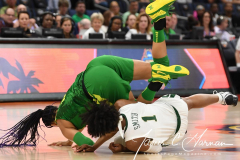 NCAA Women's Basketball FInal Four National Semi-Finals - Baylor 72 vs Oregon 67 (53)