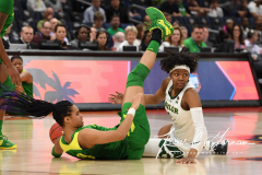 NCAA Women's Basketball FInal Four National Semi-Finals - Baylor 72 vs Oregon 67 (54)