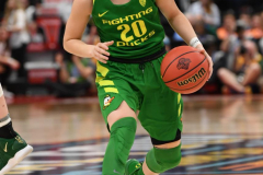 NCAA Women's Basketball FInal Four National Semi-Finals - Baylor 72 vs Oregon 67 (55)