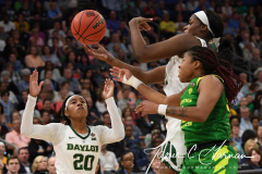 NCAA Women's Basketball FInal Four National Semi-Finals - Baylor 72 vs Oregon 67 (56)
