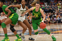 NCAA Women's Basketball FInal Four National Semi-Finals - Baylor 72 vs Oregon 67 (57)