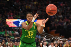 NCAA Women's Basketball FInal Four National Semi-Finals - Baylor 72 vs Oregon 67 (58)