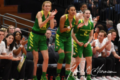 NCAA Women's Basketball FInal Four National Semi-Finals - Baylor 72 vs Oregon 67 (59)