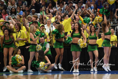 NCAA Women's Basketball FInal Four National Semi-Finals - Baylor 72 vs Oregon 67 (60)