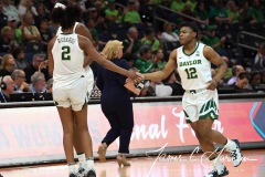 NCAA Women's Basketball FInal Four National Semi-Finals - Baylor 72 vs Oregon 67 (61)