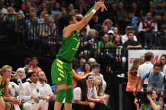 NCAA Women's Basketball FInal Four National Semi-Finals - Baylor 72 vs Oregon 67 (73)