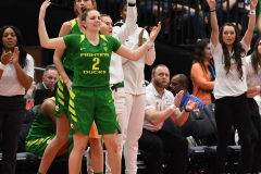NCAA Women's Basketball FInal Four National Semi-Finals - Baylor 72 vs Oregon 67 (74)