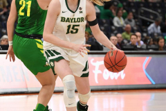 NCAA Women's Basketball FInal Four National Semi-Finals - Baylor 72 vs Oregon 67 (76)