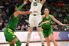 NCAA Women's Basketball FInal Four National Semi-Finals - Baylor 72 vs Oregon 67 (77)