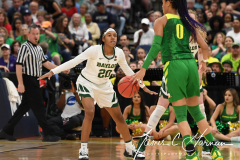 NCAA Women's Basketball FInal Four National Semi-Finals - Baylor 72 vs Oregon 67 (78)