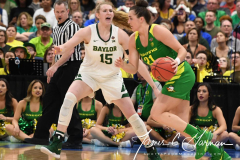NCAA Women's Basketball FInal Four National Semi-Finals - Baylor 72 vs Oregon 67 (79)