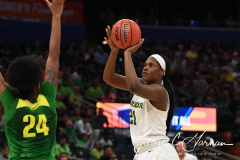 NCAA Women's Basketball FInal Four National Semi-Finals - Baylor 72 vs Oregon 67 (80)