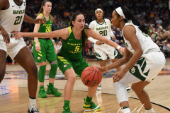 NCAA Women's Basketball FInal Four National Semi-Finals - Baylor 72 vs Oregon 67 (85)