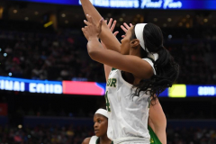 NCAA Women's Basketball FInal Four National Semi-Finals - Baylor 72 vs Oregon 67 (86)