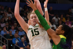 NCAA Women's Basketball FInal Four National Semi-Finals - Baylor 72 vs Oregon 67 (87)