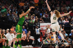 NCAA Women's Basketball FInal Four National Semi-Finals - Baylor 72 vs Oregon 67 (92)