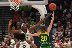 NCAA Women's Basketball FInal Four National Semi-Finals - Baylor 72 vs Oregon 67 (95)