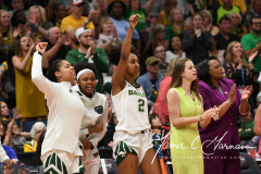 NCAA Women's Basketball FInal Four National Semi-Finals - Baylor 72 vs Oregon 67 (97)
