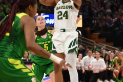 NCAA Women's Basketball FInal Four National Semi-Finals - Baylor 72 vs Oregon 67 (99)