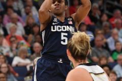 NCAA Women's Basketball FInal Four National Semi-Finals - Notre Dame 81 vs UConn 76 (102)