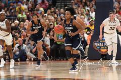 NCAA Women's Basketball FInal Four National Semi-Finals - Notre Dame 81 vs UConn 76 (106)